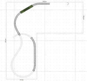 Fleischmann-Spur-N-Gleisplan Ebene2